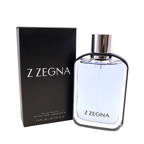ZZE142M-P - Z Zegna Eau De Toilette for Men - 3.4 oz / 100 ml Spray