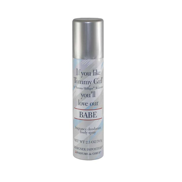 BAB16 - Babe Deodorant for Women - 2.5 oz / 70.9 g