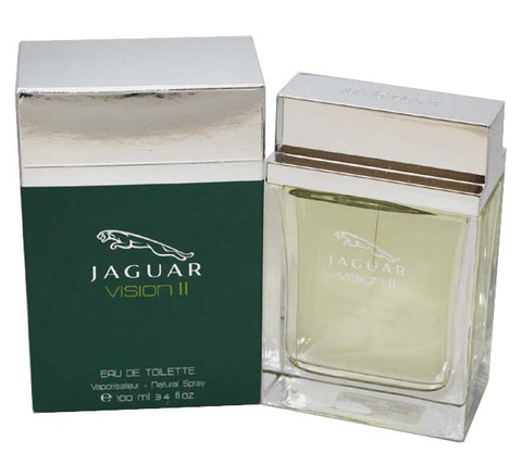 JV23M - Jaguar Vision Ii Eau De Toilette for Men - Spray - 3.4 oz / 100 ml
