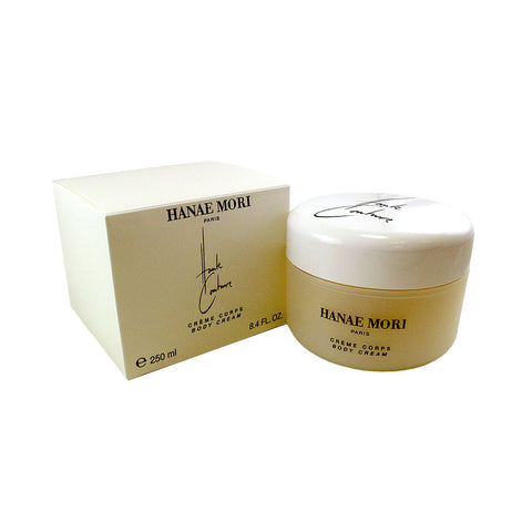 HA520 - Hanae Mori Haute Couture Body Crème for Women - 8.4 oz / 250 g