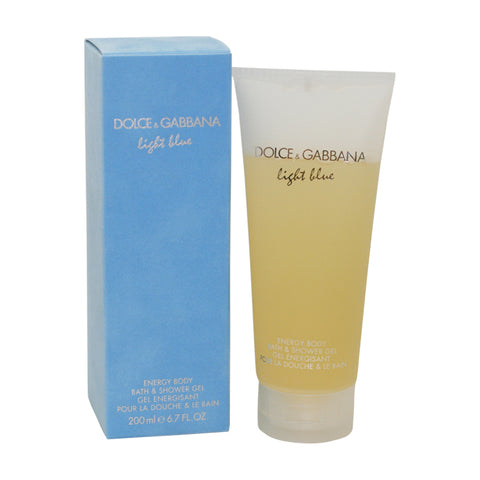 DO303 - Dolce & Gabbana Dolce & Gabbana Light Blue Bath & Shower Gel for Women 6.7 oz / 200 g