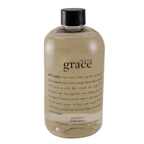 PHG3 - Amazing Grace Perfumed Body Spritz for Women - 16 oz / 480 ml