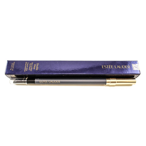 ES864 - Double Wear Stay-In-Place Eye Pencil for Women - 0.04 oz / 1.6 g - 03 Smoke
