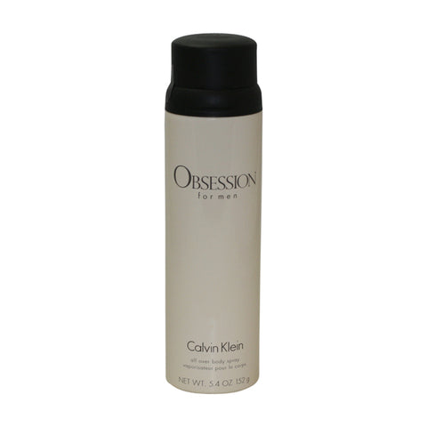 OB38M - Obsession Body Spray for Men - 5.4 oz / 152 g
