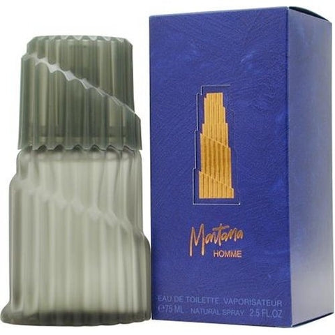 MN24M - Montana Eau De Toilette for Men - 2.5 oz / 75 ml Spray