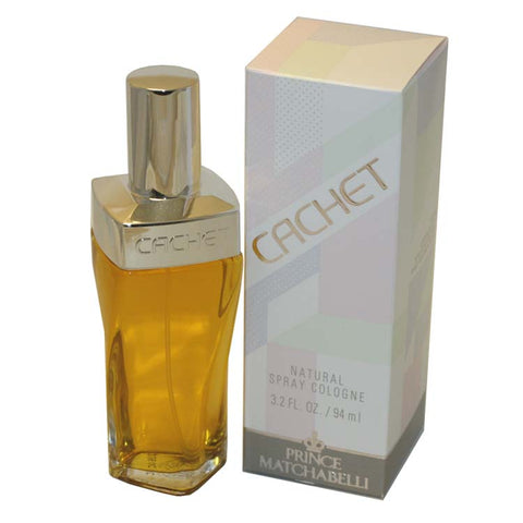 CA22 - Cachet Cologne for Women - Spray - 3.2 oz / 94 ml
