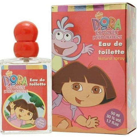 DOR12 - Dora The Explorer Eau De Toilette for Women - Spray - 1.7 oz / 50 ml
