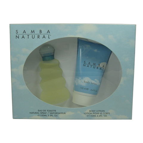 SA39 - Samba Natural 2 Pc. Gift Set for Women