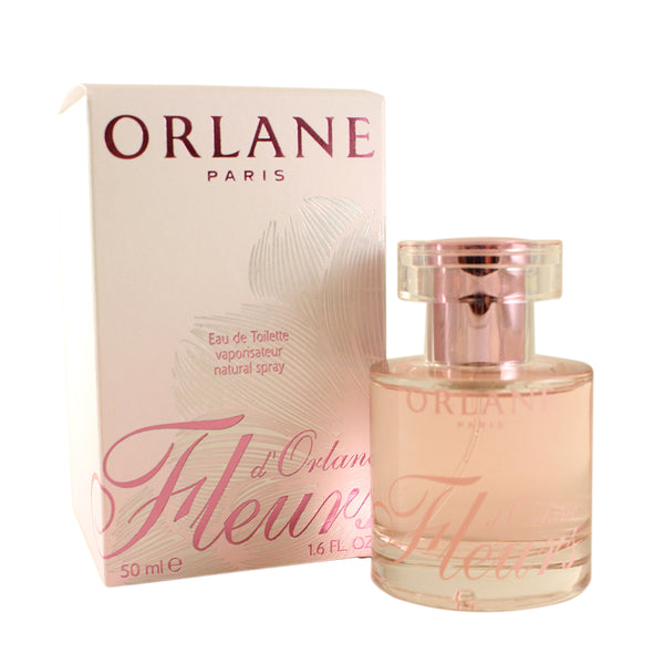 FL02 - Fleurs D Orlane Eau De Toilette for Women - Spray - 1.6 oz / 50 ml