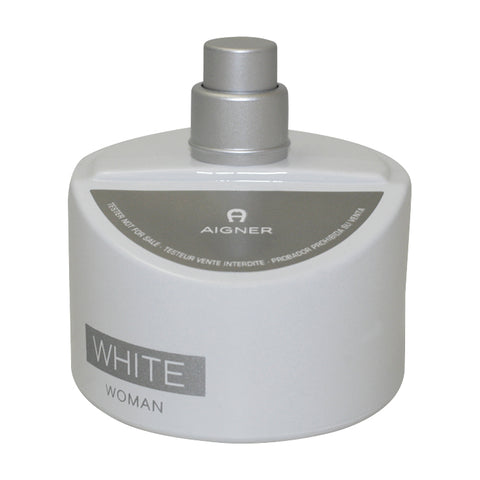 AIGW33T - Aigner White Eau De Toilette for Women - 4.25 oz / 125 ml Spray Tester