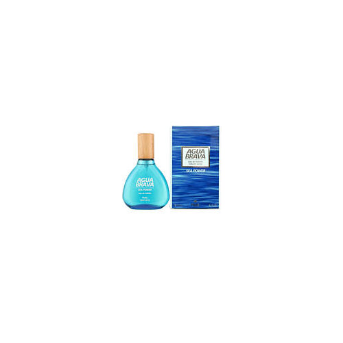 AGU11M-F - Agua Brava Sea Power Eau De Toilette for Men - Spray - 3.4 oz / 100 ml