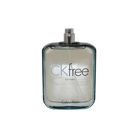 CKF25T - Calvin Klein Ck Free Eau De Toilette for Men | 3.4 oz / 100 ml - Spray - Tester