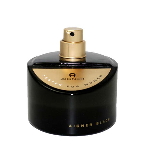AIGWT - Aigner Black Eau De Parfum for Women - 4.25 oz / 125 ml Spray Tester