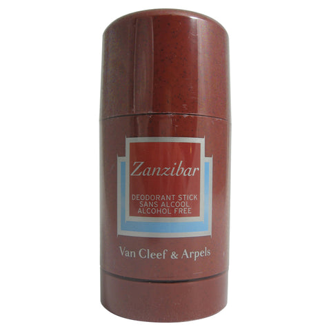 ZAN21 - Zanzibar Deodorant for Men - Stick - 2.5 oz / 75 g - Alcohol Free