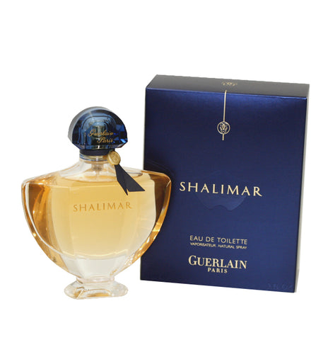 SH205 - Shalimar Eau De Toilette for Women - 3 oz / 90 ml Spray