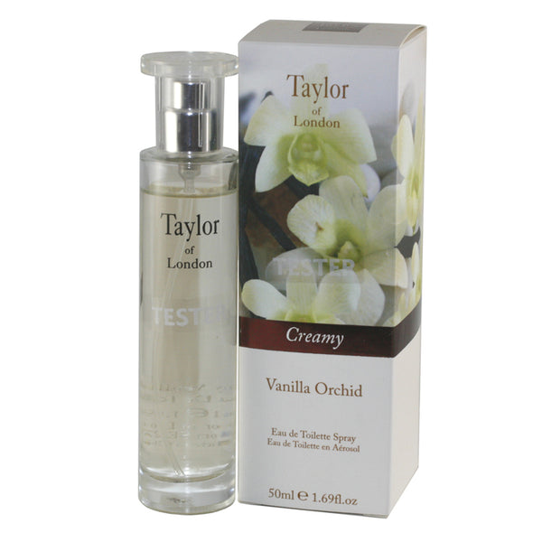 TOVO11 - Taylor Of London Vanilla Orchid Eau De Toilette for Women - Spray - 1.69 oz / 50 ml