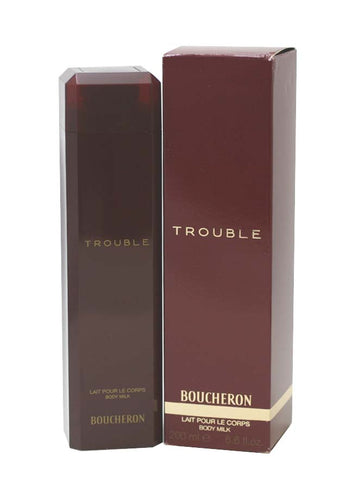 TRO21 - Trouble Body Milk for Women - 6.8 oz / 200 ml