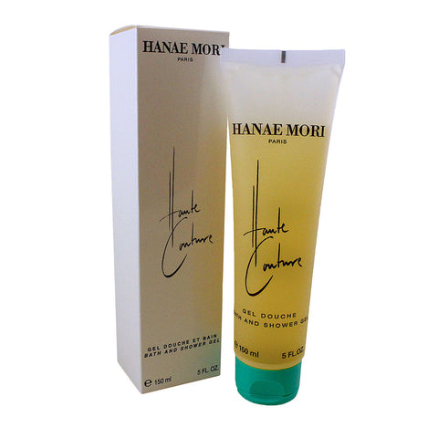 HA519 - Hanae Mori Haute Couture Shower Gel for Women - 5 oz / 150 g