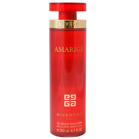 AM19 - Givenchy Amarige Delicate Bath Gel for Women | 6.7 oz / 200 ml