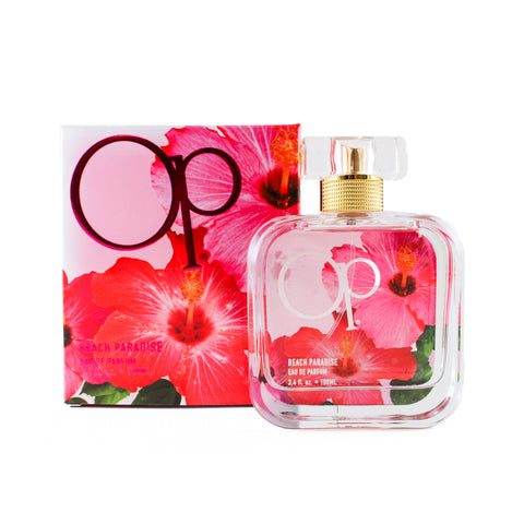 OPBP3 - Op Beach Paradise Eau De Parfum for Women - 3.4 oz / 100 ml