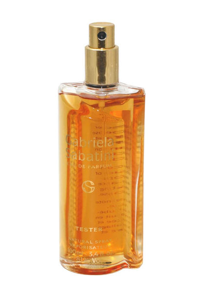 GA12 - Gabriela Sabatini Eau De Parfum for Women - Spray - 3.4 oz / 100 ml - Tester