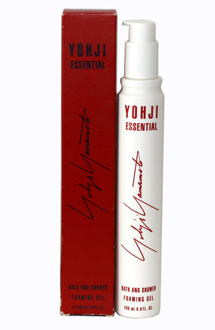 YO449 - Yohji Essential Bath & Shower Foaming Gel for Women - 6.8 oz / 200 ml