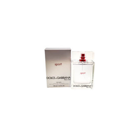 DGS33M - Dolce & Gabbana The One Sport Eau De Toilette for Men - Spray - 3.3 oz / 100 ml