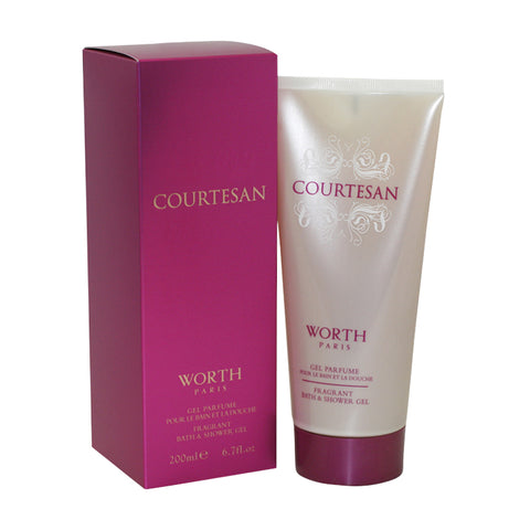 COU31 - Courtesan Bath & Shower Gel for Women - 6.7 oz / 200 g