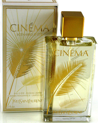 CINS16 - Cinema Scenario D'Ete Summer Fragrance for Women - Spray - 3 oz / 90 ml - Limited Edition 2008