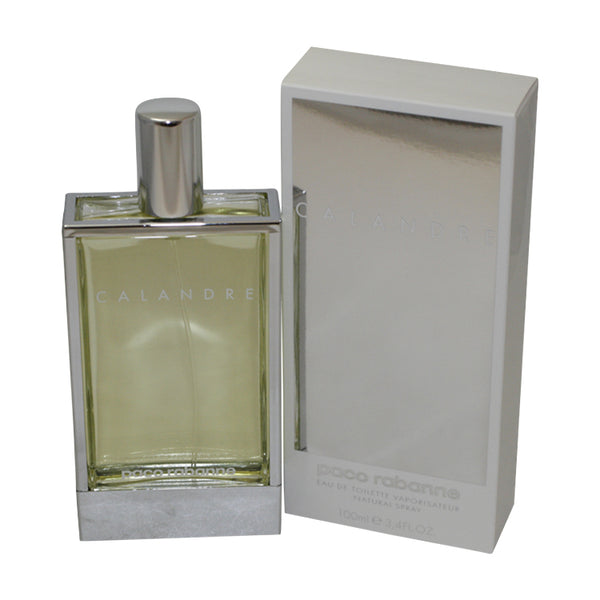 CA42 - Calandre Eau De Toilette for Women - 3.3 oz / 100 ml Spray