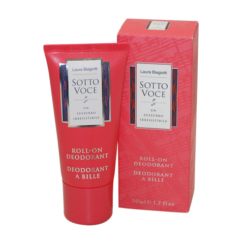 DO213 - Sotto Voce Deodorant for Women - Roll On - 1.7 oz / 50 ml