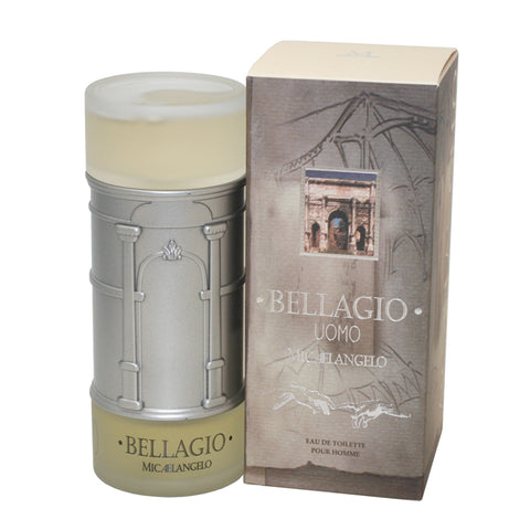 BE47M - Bellagio Eau De Toilette for Men - Spray - 3.4 oz / 100 ml