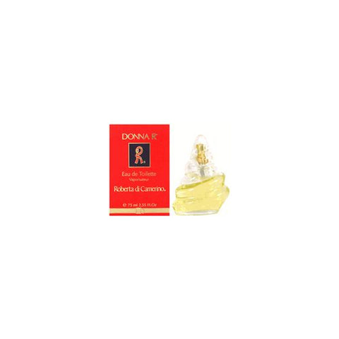 DON1W-P - Donna R Eau De Toilette for Women - Spray - 2.55 oz / 75 ml