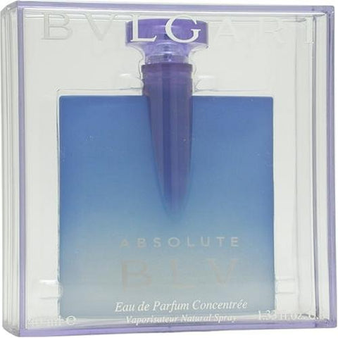 BVL10W-F - Bvlgari Blv Absolute Eau De Parfum for Women - Spray - 1.3 oz / 40 ml