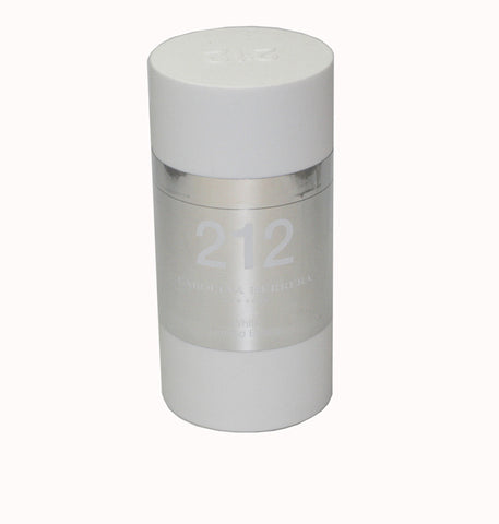 21211W-F - 212 White Eau De Toilette for Women - Spray - 2 oz / 60 ml