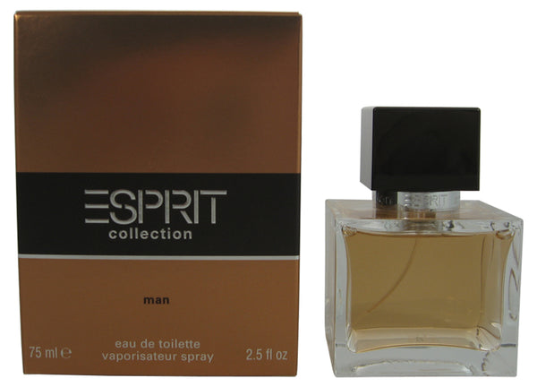 ESP15M - Esprit Collection Eau De Toilette for Men - Spray - 2.5 oz / 75 ml