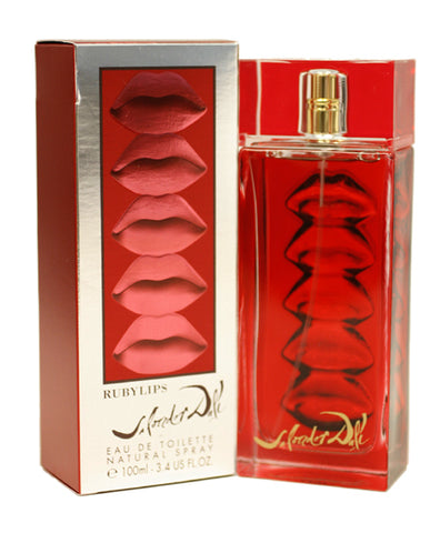RUB27-P - Ruby Lips Eau De Toilette for Women - 3.4 oz / 100 ml Spray
