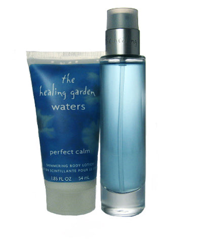 HEA11W-F - Healing Garden Waters Perfect Calm Body Lotion for Women - 1 oz / 30 ml