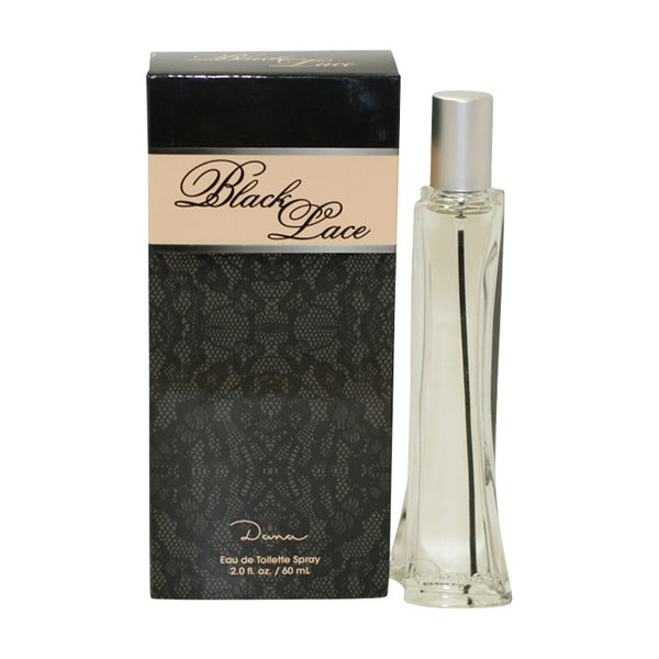 BAC66W - Black Lace Eau De Toilette for Women - Spray - 2 oz / 60 ml