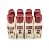 EN499M - Dana English Leather Cologne for Men | 8 Pack - 1 oz / 30 ml - Plastic Bottle - Pack