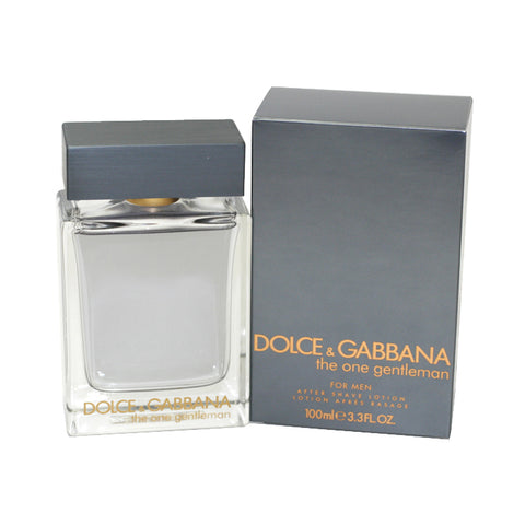 DG35M - Dolce & Gabbana The One Gentleman Aftershave for Men - Lotion - 3.3 oz / 100 ml
