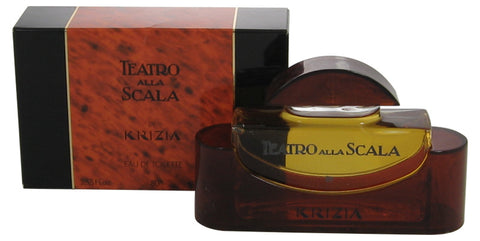 TE10 - Teatro Alla Scala Eau De Toilette for Women - Splash - 2.5 oz / 75 ml