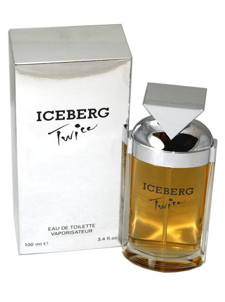 IC10 - Iceberg Twice Eau De Toilette for Women - 3.4 oz / 100 ml Spray