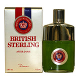 BR45M - British Sterling Aftershave for Men - 3.8 oz / 112 ml