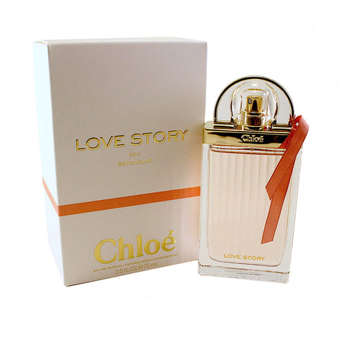 CLS20 - Chloe Love Story Eau Sensuelle Eau De Parfum for Women - 2.5 oz / 75 ml Spray