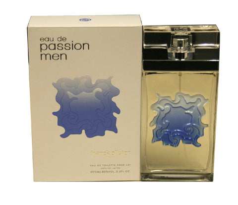 FRP26M - Eau De Passion Eau De Toilette for Men - Spray - 2.5 oz / 75 ml