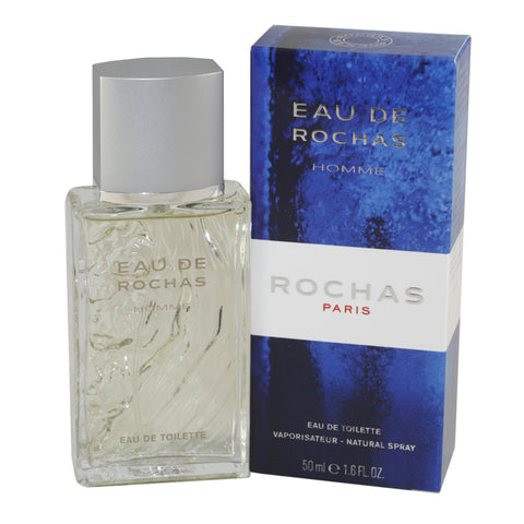 EA35M - Eau De Rochas Eau De Toilette for Men - 1.7 oz / 50 ml Spray