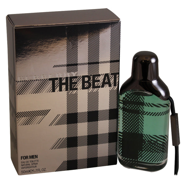 BUB61M - Burberry The Beat Eau De Toilette for Men - 1.7 oz / 50 ml Spray