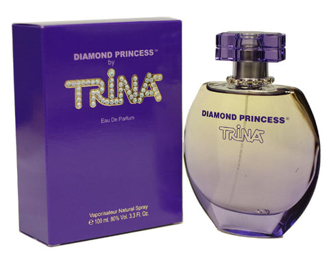 TRIN12 - Diamond Princess Eau De Toilette for Women - Spray - 1.7 oz / 50 ml