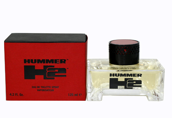 HUM71 - Hummer H2 Eau De Toilette for Men - Spray - 4.2 oz / 125 ml